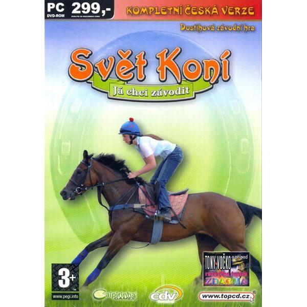 Svet koní: Chcem pretekať CZ