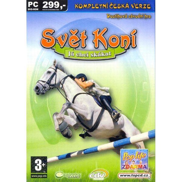 Svet kon�: Chcem sk�ka� CZ