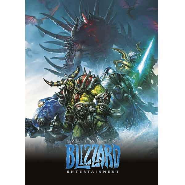 Světy a umění Blizzard Entertainment fantasy