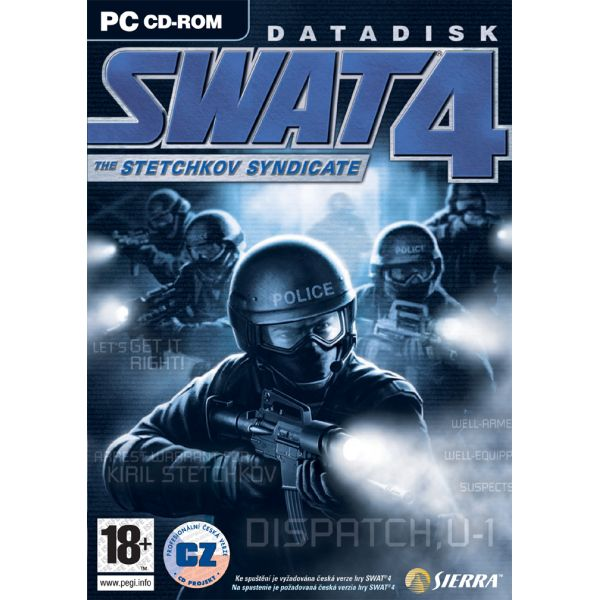 SWAT 4: The Stetchkov Syndicate CZ