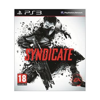 Syndicate [PS3] - BAZÁR (použitý tovar)