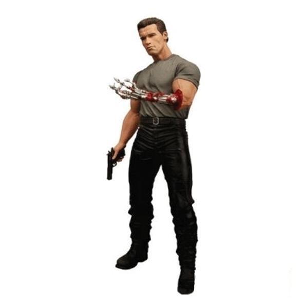 T-800 T-shirt/Endoskeleton leftarm (Terminator 2 Series 1)