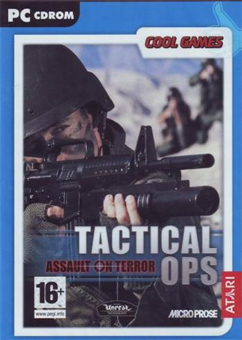 Tactical Ops: Assault on Terror (Cool Games)
