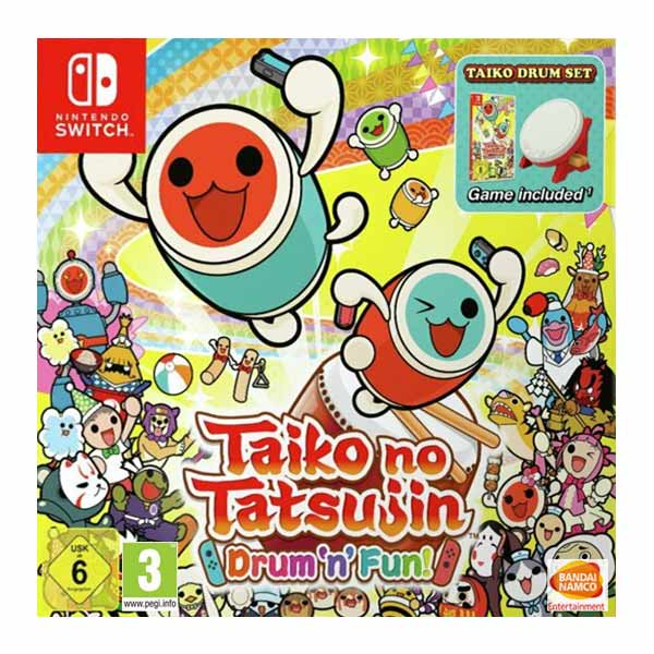 Taiko no Tatsujin: Drum'n'Fun! (Collector's Edition)