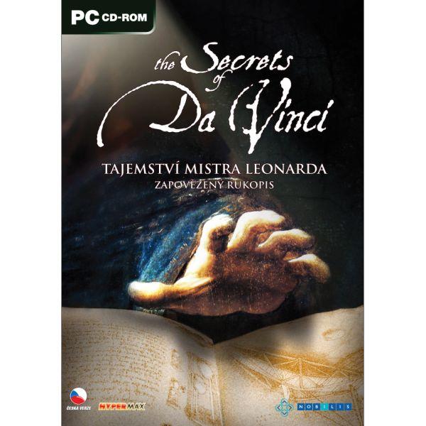 Tajomstvo Majstra Leonarda: Zakázaný rukopis CZ