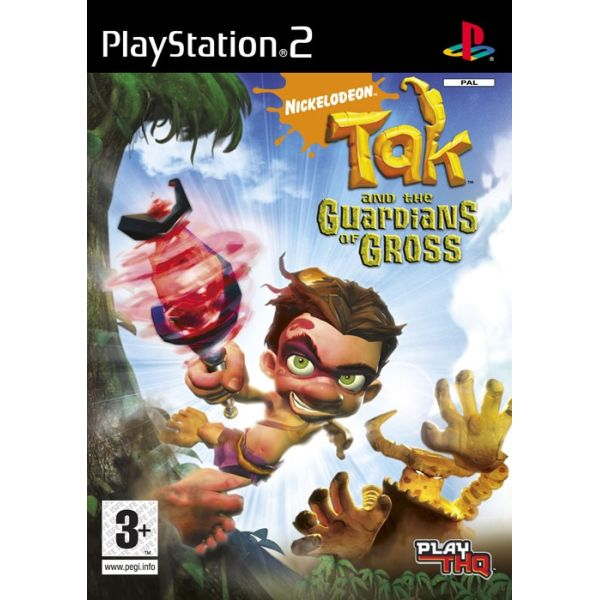 Tak and the Guardian of Gross