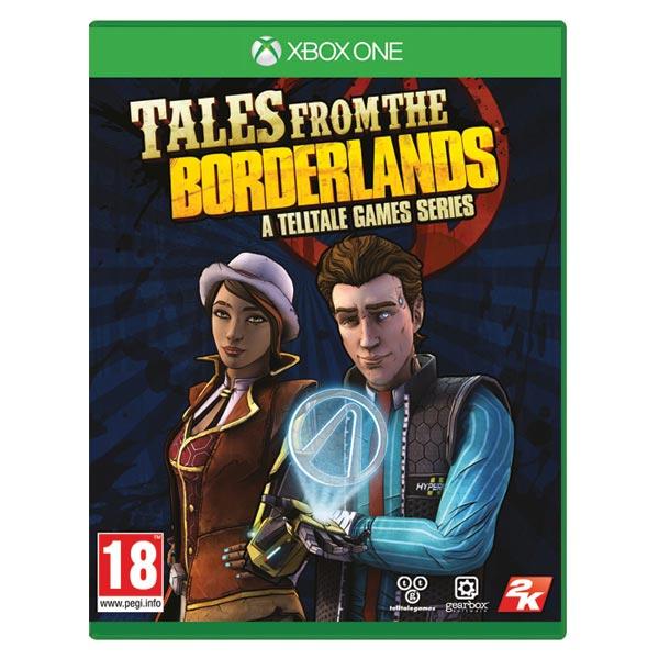 Tales from the Borderlands: A Telltale Games Series [XBOX ONE] - BAZÁR (použitý tovar)