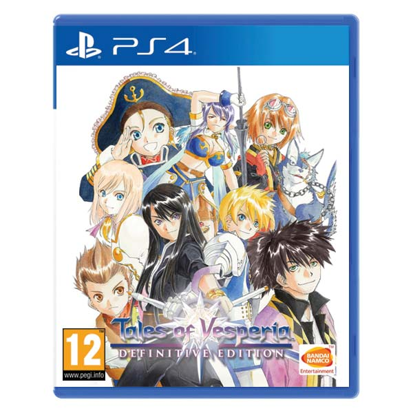 Tales of Vesperia (Definitive Edition)
