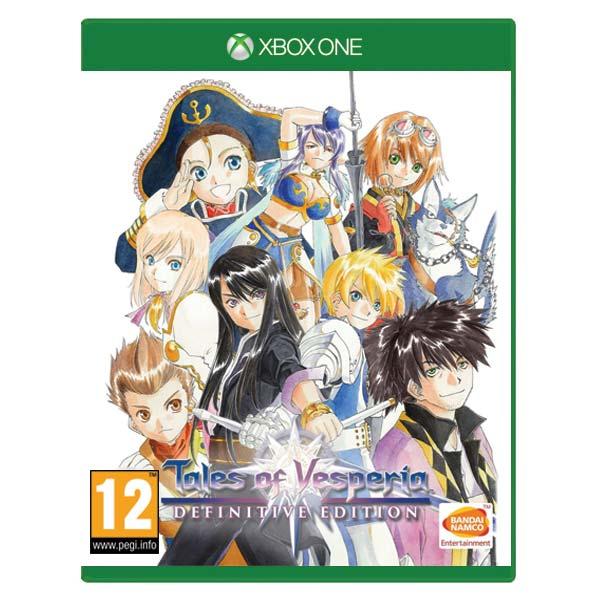 Tales of Vesperia (Definitive Edition) XBOX ONE