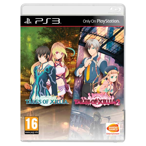 Tales of Xillia + Tales of Xillia 2 Compilation