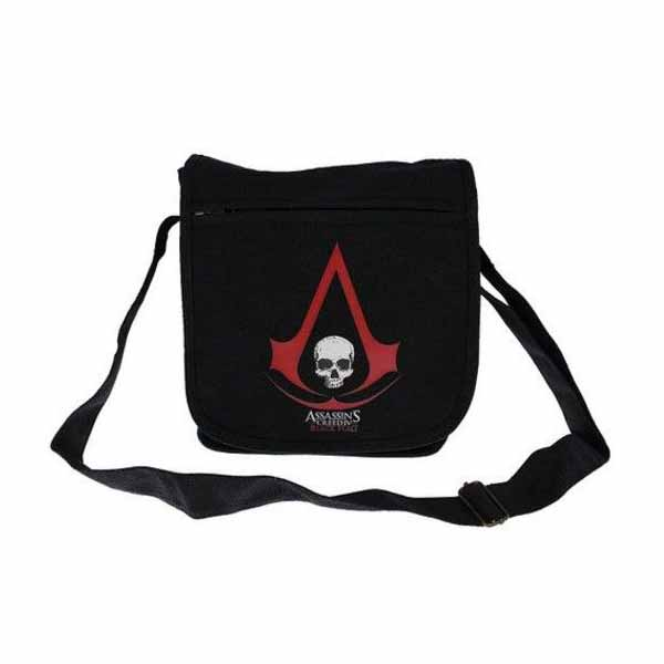 Taška Assassin's Creed Crest and Skull
