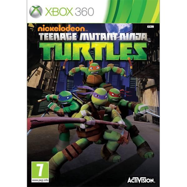 Teenage Mutant Ninja Turtles [XBOX 360] - BAZÁR (použitý tovar)