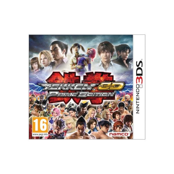 Tekken 3D (Prime Edition)