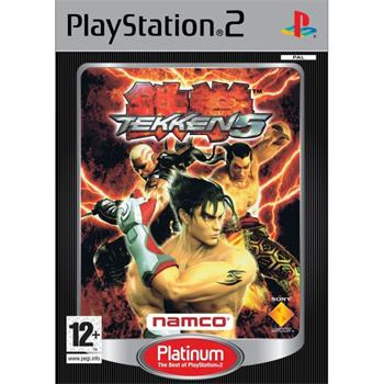 Tekken 5 [PS2] - BAZÁR (použitý tovar)