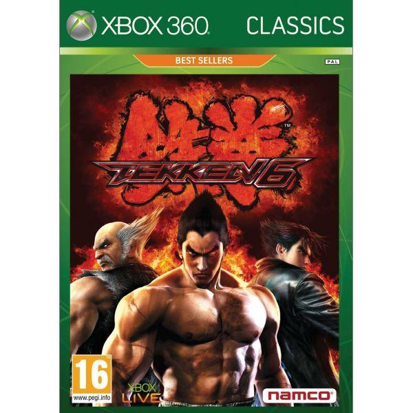 Tekken 6 [XBOX 360] - BAZÁR (použitý tovar)