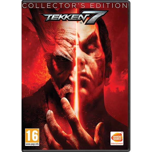 Tekken 7 (Collector's Edition)