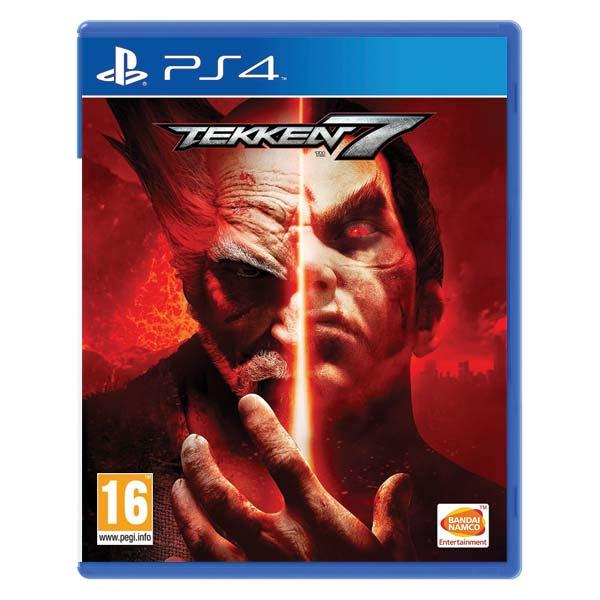Tekken 7 [PS4] - BAZÁR (použitý tovar)