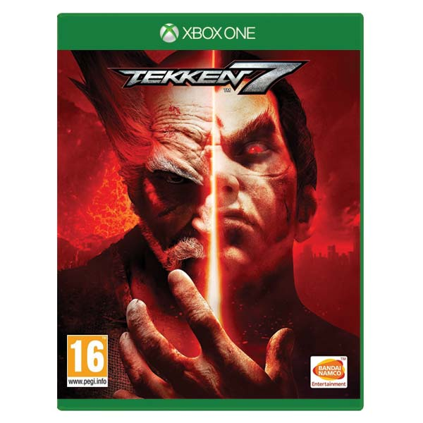 Tekken 7 [XBOX ONE] - BAZÁR (použitý tovar)