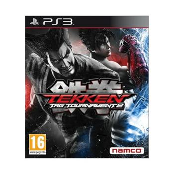 Tekken Tag Tournament 2 [PS3] - BAZ�R (pou�it� tovar)