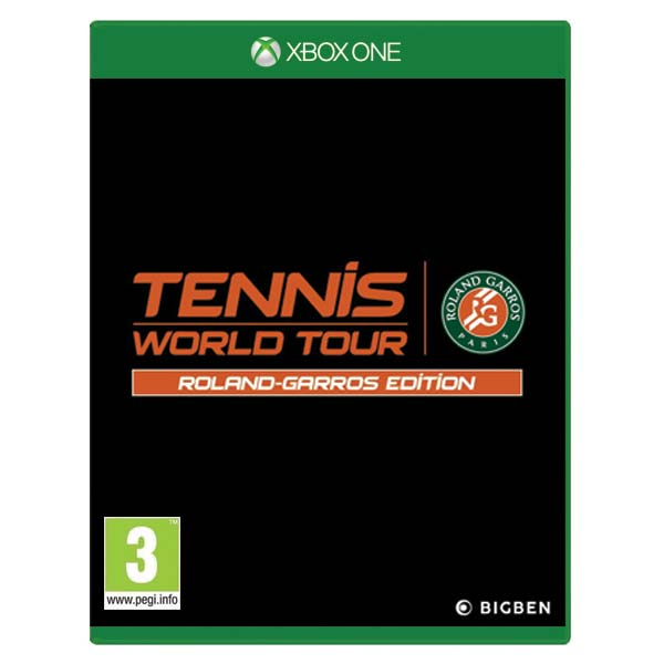 Tennis World Tour (Rolland-Garros Edition)