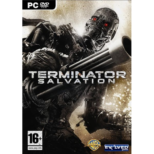 Terminator: Salvation CZ