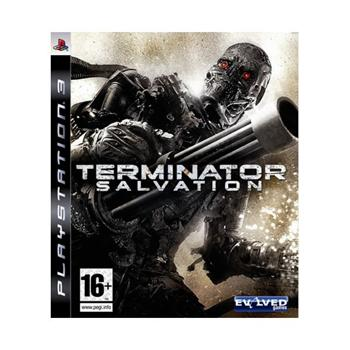 Terminator: Salvation [PS3] - BAZ�R (pou�it� tovar)