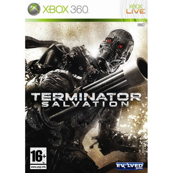 Terminator: Salvation XBOX 360