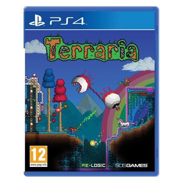 Terraria [PS4] - BAZÁR (použitý tovar)