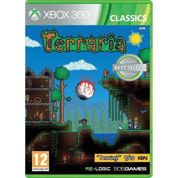Terraria [XBOX 360] - BAZÁR (použitý tovar)
