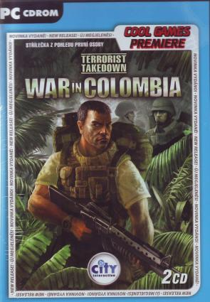 Terrorist Takedown: War in Colombia (Cool Games)