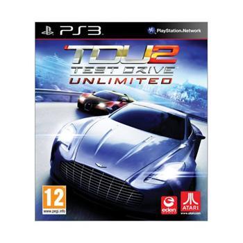 Test Drive Unlimited 2-PS3 - BAZÁR (použitý tovar)