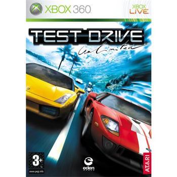 Test Drive Unlimited- XBOX 360- BAZÁR (použitý tovar)