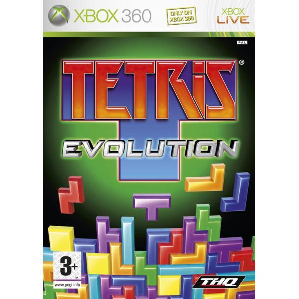 Tetris Evolution XBOX 360
