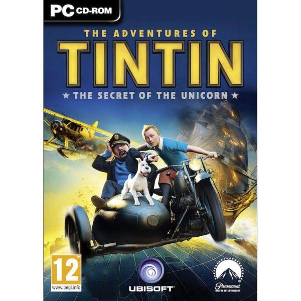 The Adventures of Tintin: The Secret of the Unicorn PC