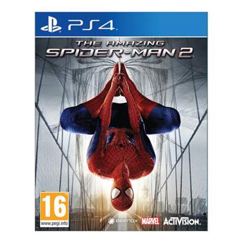 The Amazing Spider-Man 2 [PS4] - BAZ�R (pou�it� tovar)