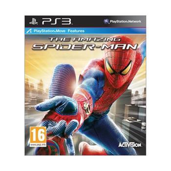 The Amazing Spider-Man [PS3] - BAZÁR (použitý tovar)