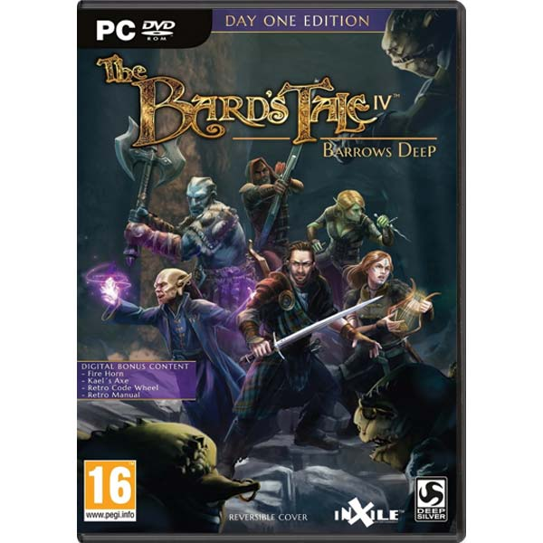 The Bard's Tale 4: Barrows Deep (Day One Edition) PC