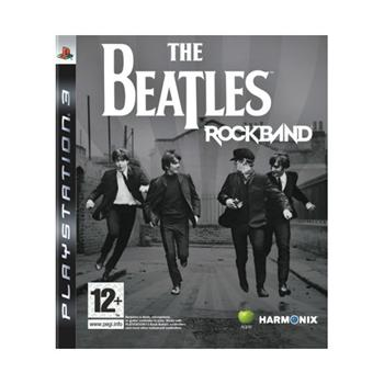 The Beatles: Rock Band [PS3] - BAZ�R (pou�it� tovar)