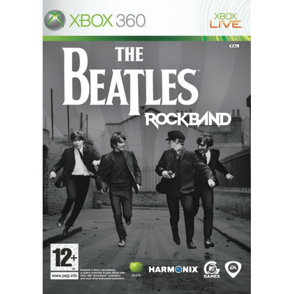 The Beatles: Rock Band [XBOX 360] - BAZÁR (použitý tovar)