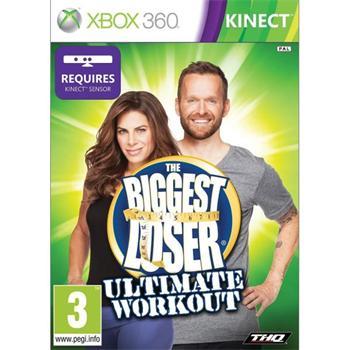 The Biggest Loser: Ultimate Workout [XBOX 360] - BAZÁR (použitý tovar)