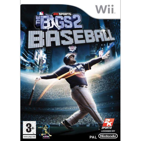 The Bigs 2 Baseball Wii