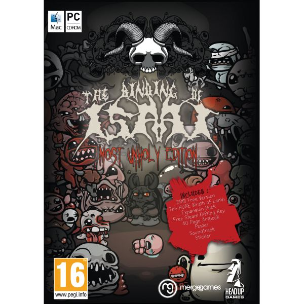 The Binding of Isaac (Most Unholy Edition) PC