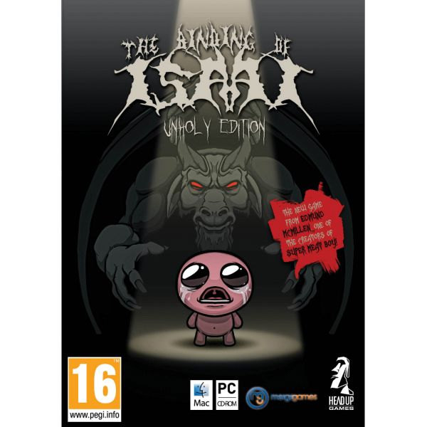 The Binding of Isaac (Unholy Edition) PC
