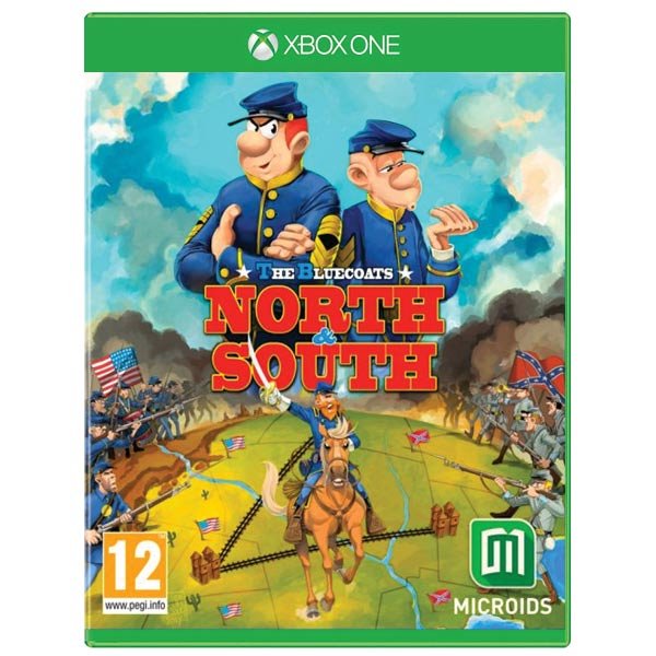 The Bluecoats: North & South XBOX ONE
