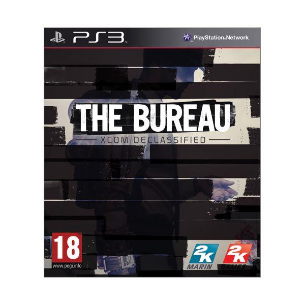 The Bureau: XCOM Declassified [PS3] - BAZÁR (použitý tovar)