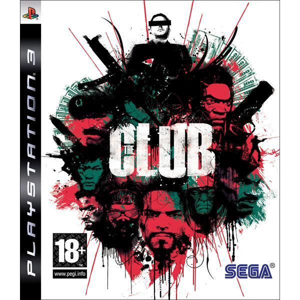 The Club [PS3] - BAZÁR (použitý tovar)
