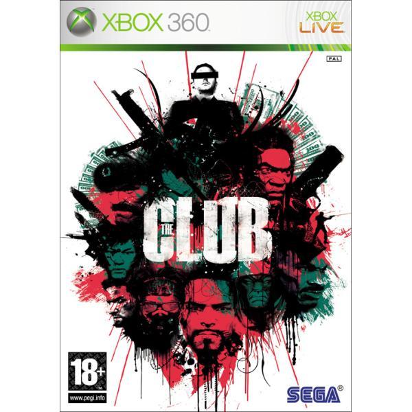 The Club [XBOX 360] - BAZÁR (použitý tovar)