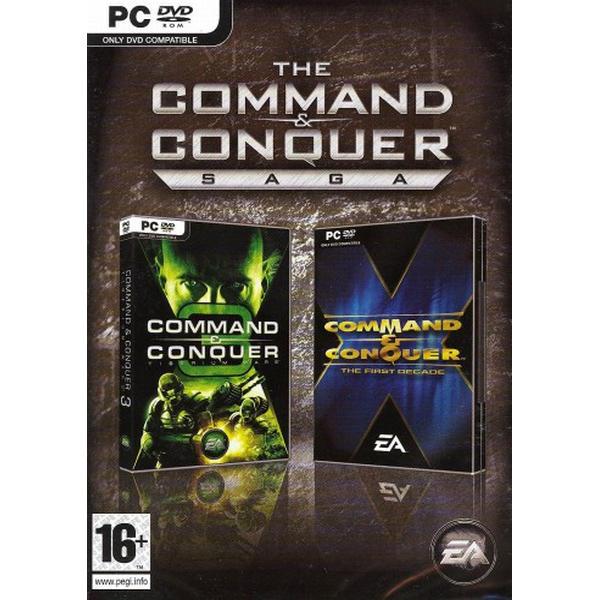 The Command & Conquer Saga