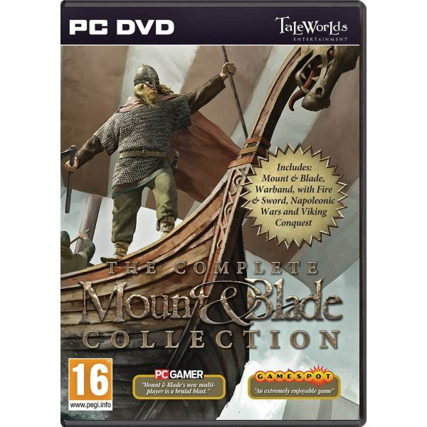 The Complete Mount & Blade Collection
