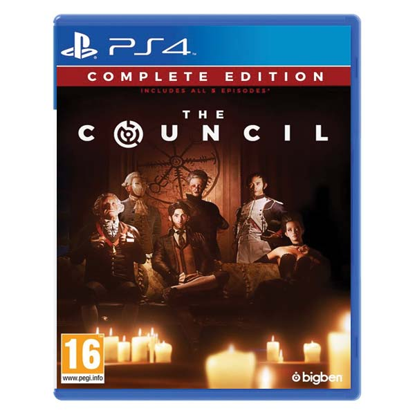 The Council (Complete Edition)